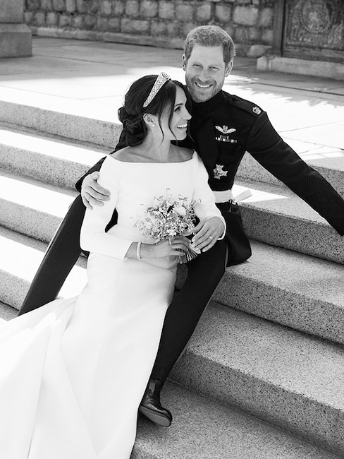 Royal Wedding, Official Photos, Prince Harry, Meghan Markle