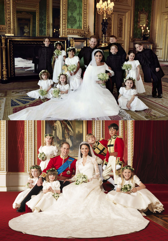 » PEOPLE: Royal wedding: Prince Harry, Meghan Markle marry ...