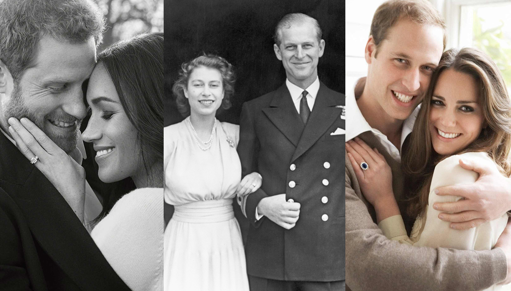 When Prince Harry Dated Meghan Markle: How Queen Elizabeth