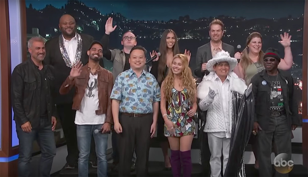 American Idol, Jimmy Kimmel