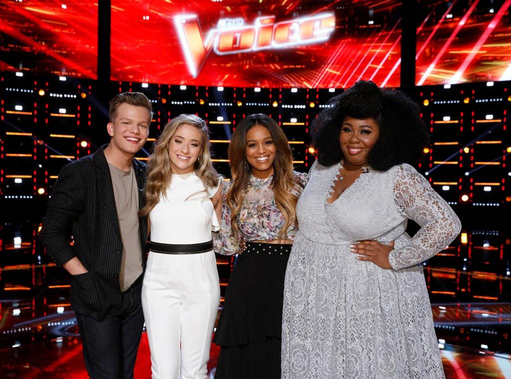 The Voice Crowns A Winner E Online