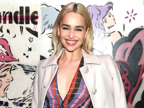Emilia Clarke se despede de Game of Thrones nas redes sociais