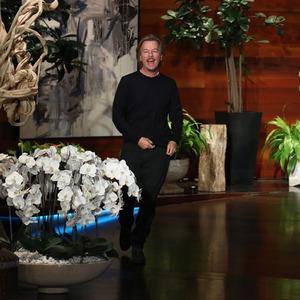 David Spade, Ellen DeGeneres