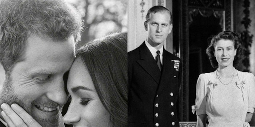 How Queen Elizabeth II and Prince Philip's Private Romance Set the Tone for the Young Royals - E! Online.jpg