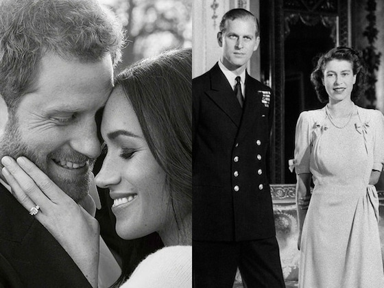 How Queen Elizabeth II and Prince Philip's Private Romance Set the Tone for the Young Royals
