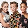 The Voice, Season 14, Brynn Cartelli, Kyla Jade, Spensha Baker, Britton Buchanan