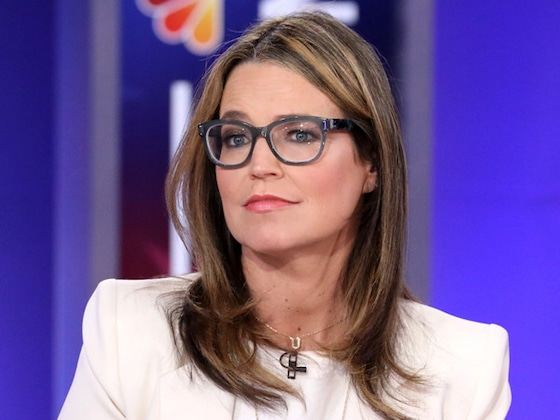 <i>Today</i>'s Savannah Guthrie Undergoing Eye Surgery for Retina Injury