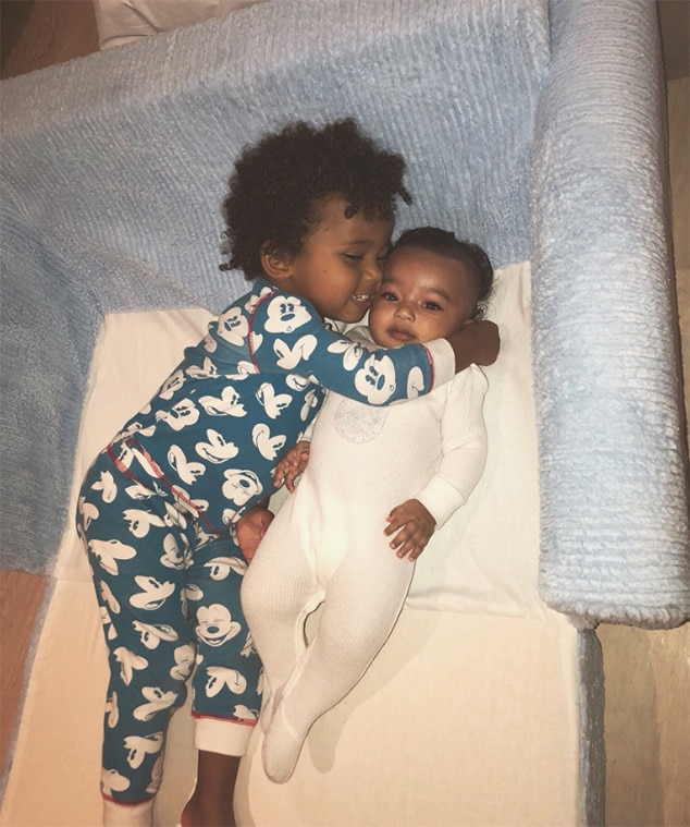 Saint West, Chicago West