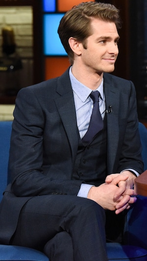 Andrew Garfield, The Late Show With Stephen Colbert