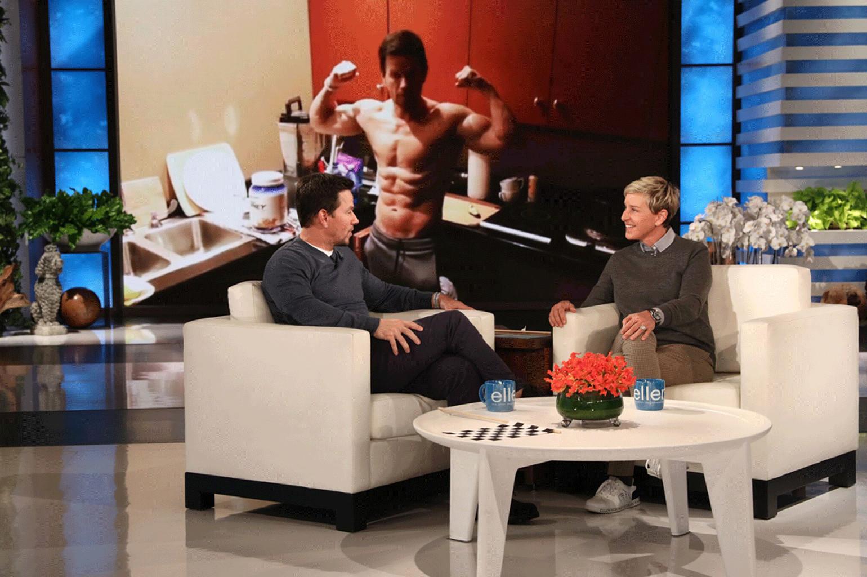 Mark Wahlberg, Ellen