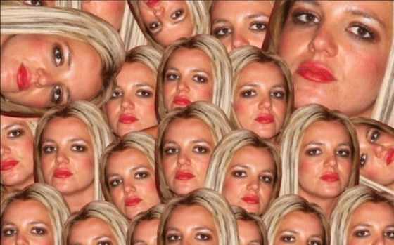 Neyde Spear, Meme Britney Spears