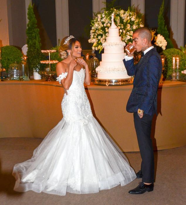 Lexa e MC Guimê, casamento