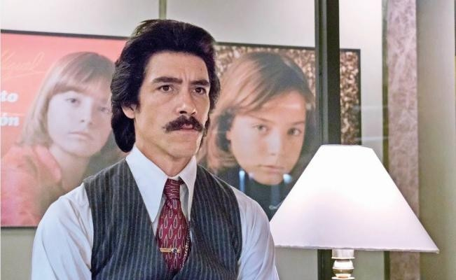 Luis Miguel, la serie, Luis Rey