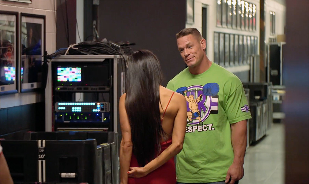 Total Bellas 303, John Cena, Nikki Bella