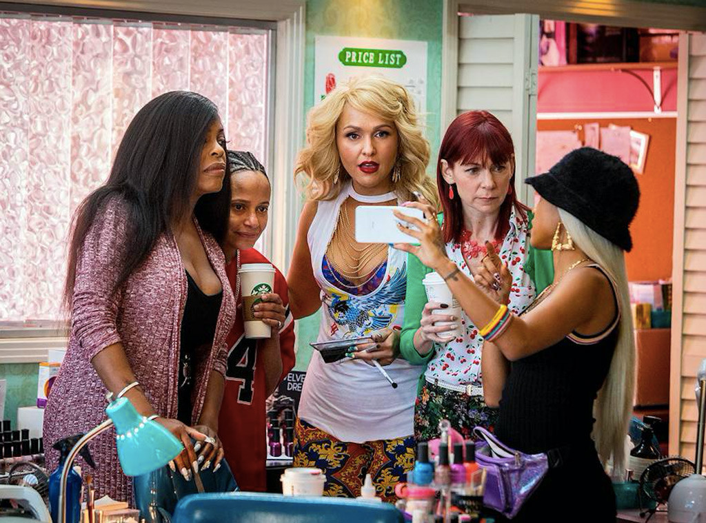 Claws Season 2, Niecy Nash, Jenn Lyon, Karrueche Tran, Carrie Preston, Judy Reyes
