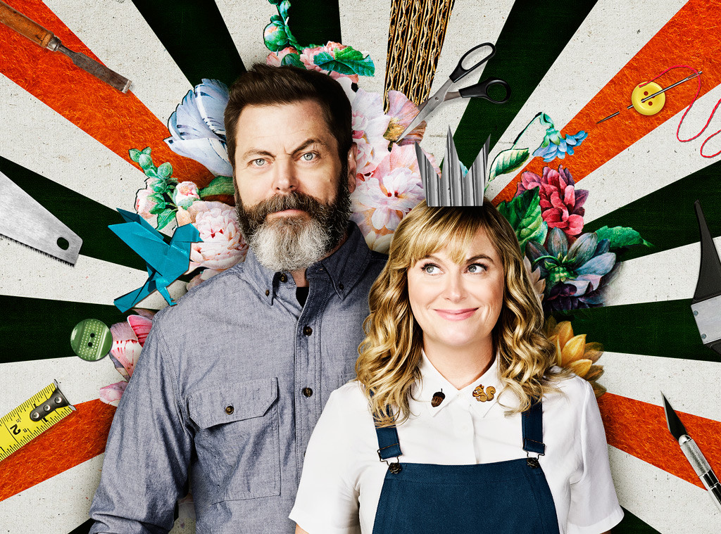 Nick Offerman, Amy Poehler, Making It