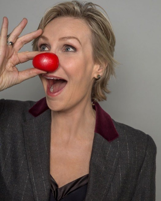 Jane Lynch, Red Nose Day 2018