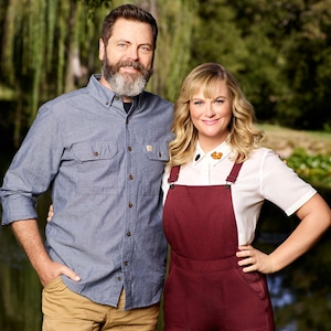 Making It, Nick Offerman, Amy Poehler