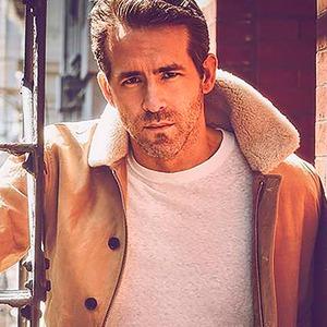 Ryan Reynolds, Mr. Porter