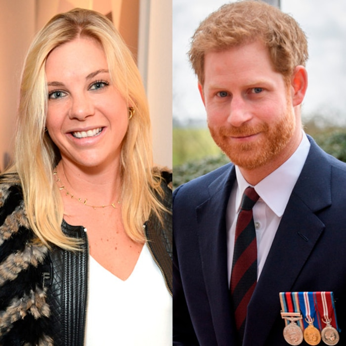 Prince Harry Has Tearful Call With Chelsy Davy Days Before His Wedding Report E News