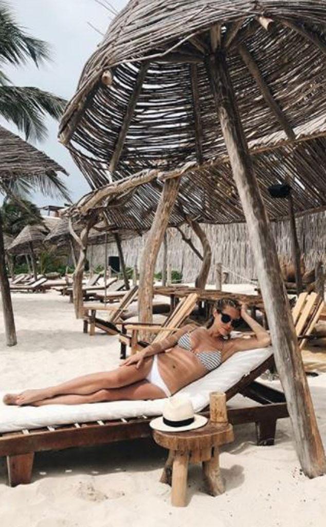 Kristin Cavallari, Bathing Suit, Bikini, Mexico