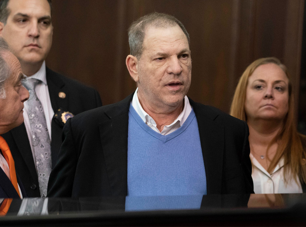 Harvey Weinstein, Court
