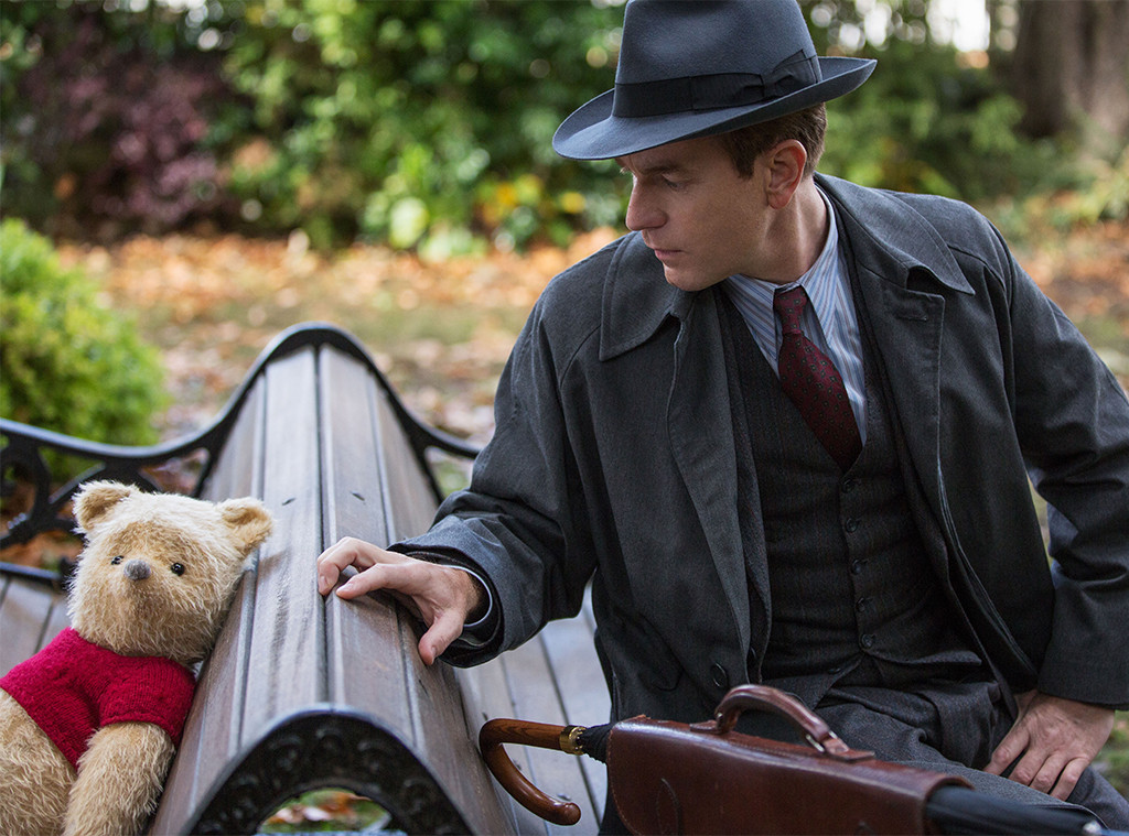 Christopher Robin, Ewan McGregor