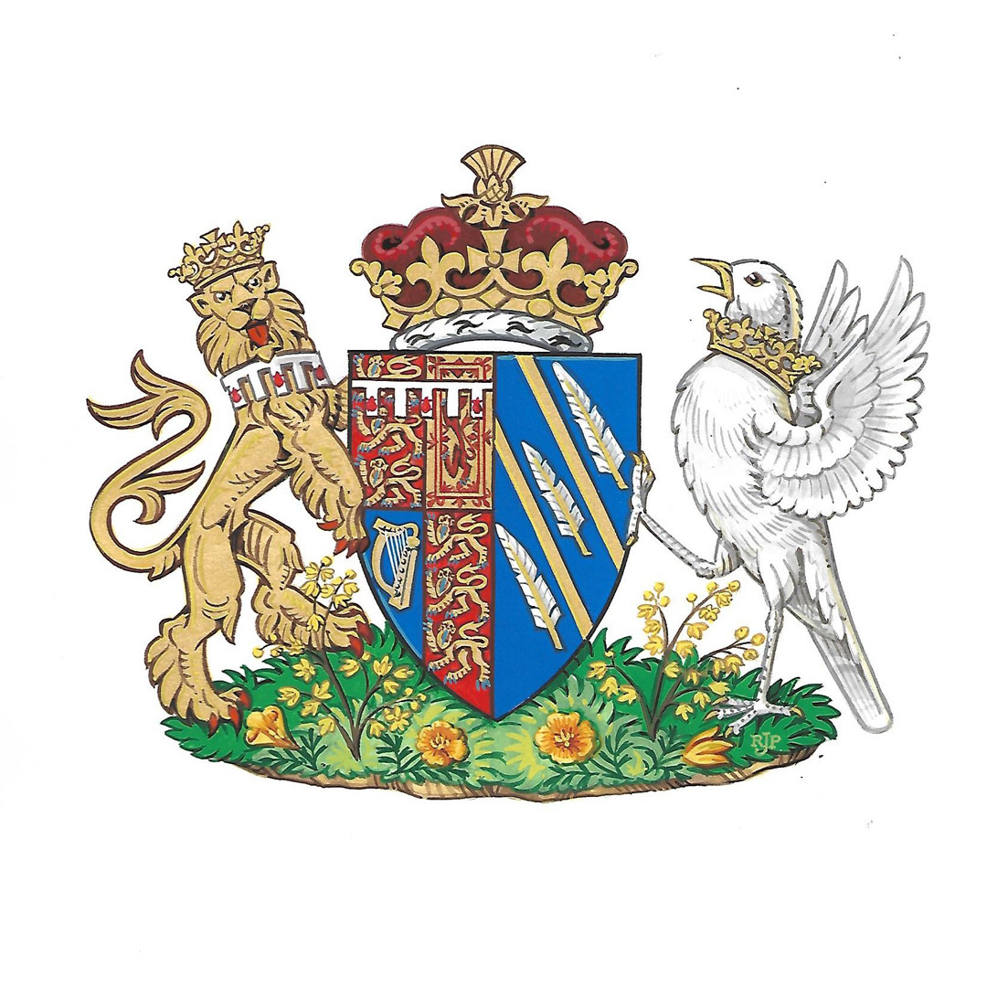 Meghan Markle, Coat of Arms