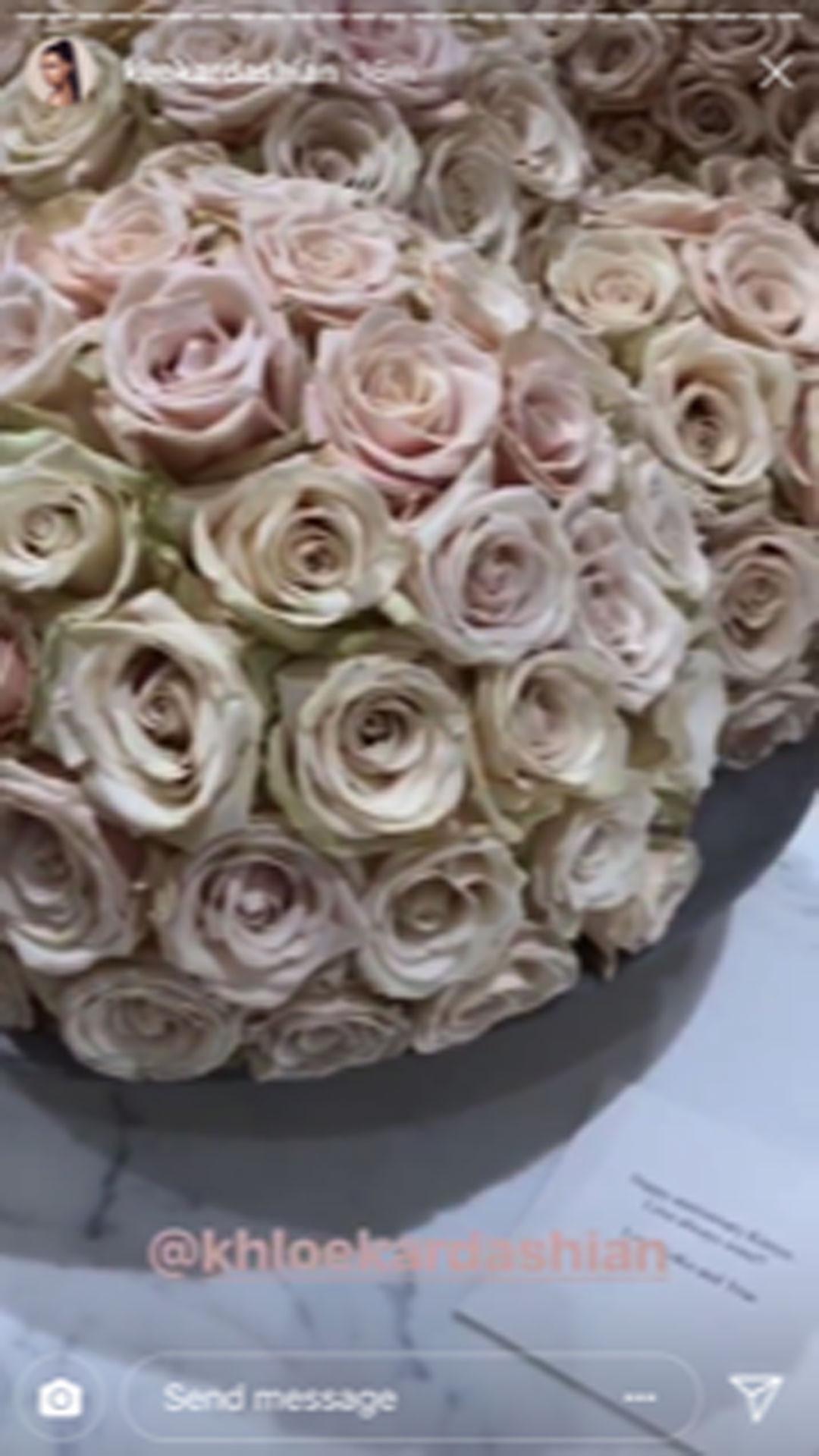 Kim Kardashian, Flowers