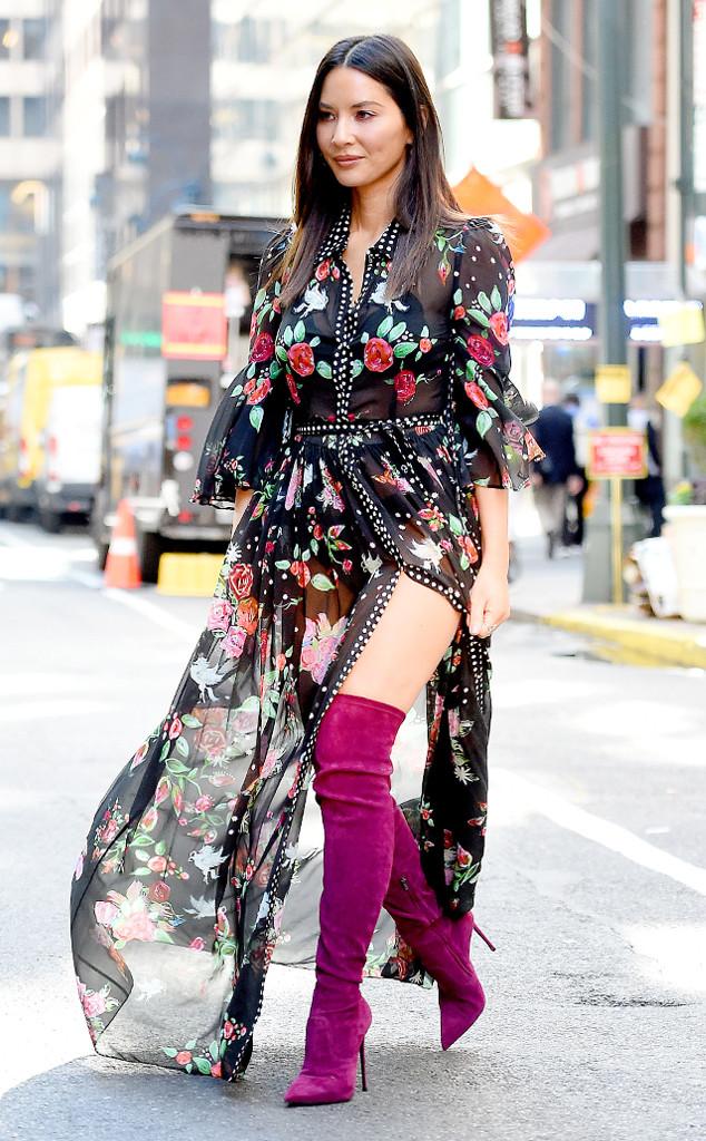 ESC: Olivia Munn