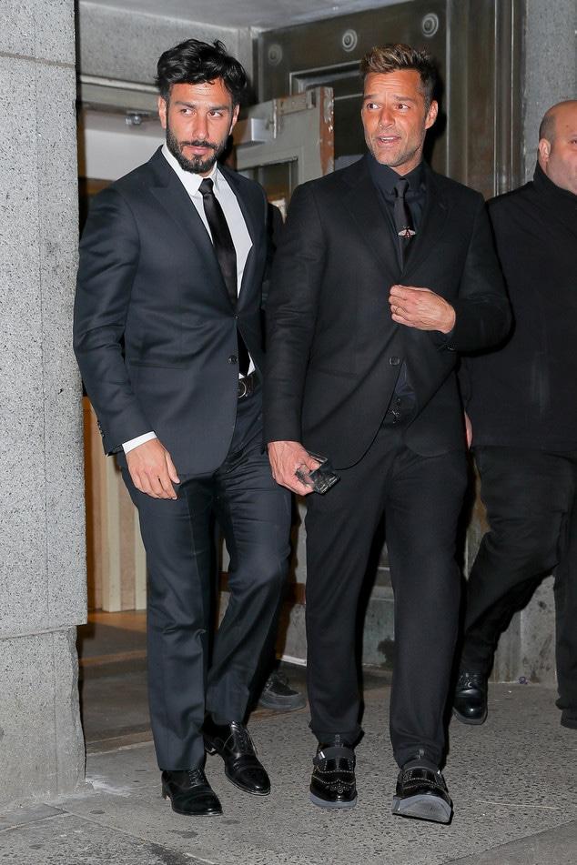 Ricky Martin, Jwan Yosef