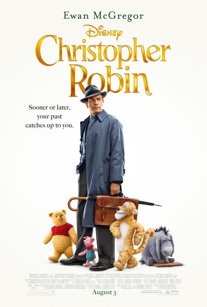 Christopher Robin, Ewan McGregor