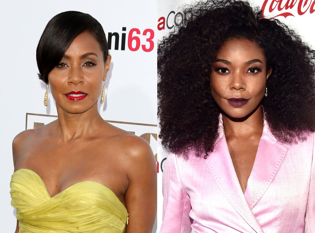 Jada Pinkett Smith, Gabrielle Union