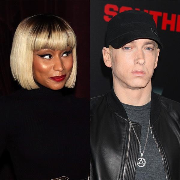 Nicki Minaj, Emimem