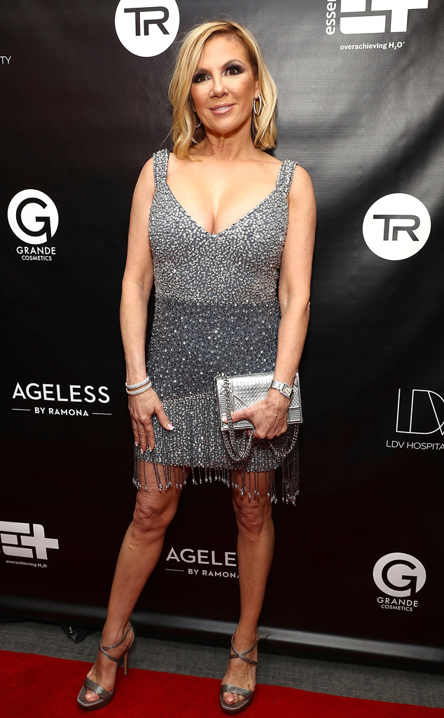 Real Housewives' Ramona Singer ''Shaken and Upset'' After
