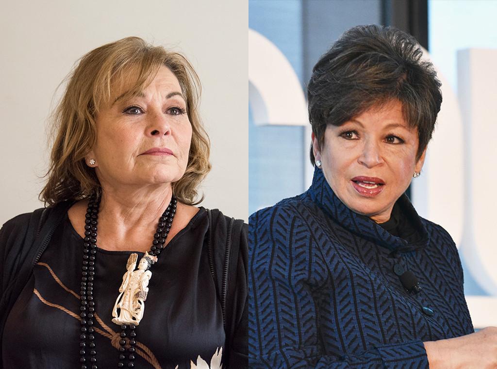 Roseanne Barr, Valerie Jarrett