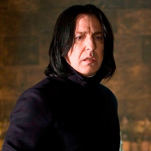 Alan Rickman, Severus Snape, Harry Potter