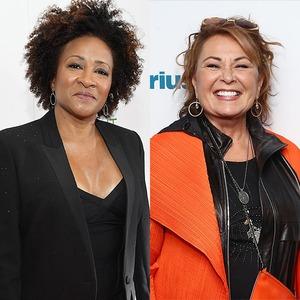 Wanda Sykes, Roseanne Barr