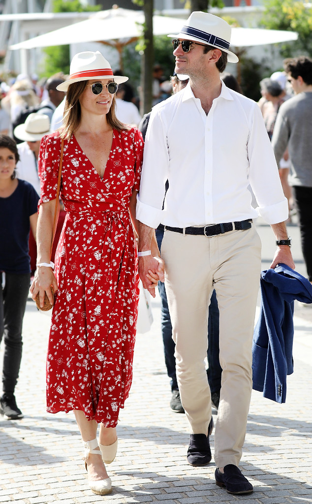 ESC: Best Dressed, Pippa Middleton