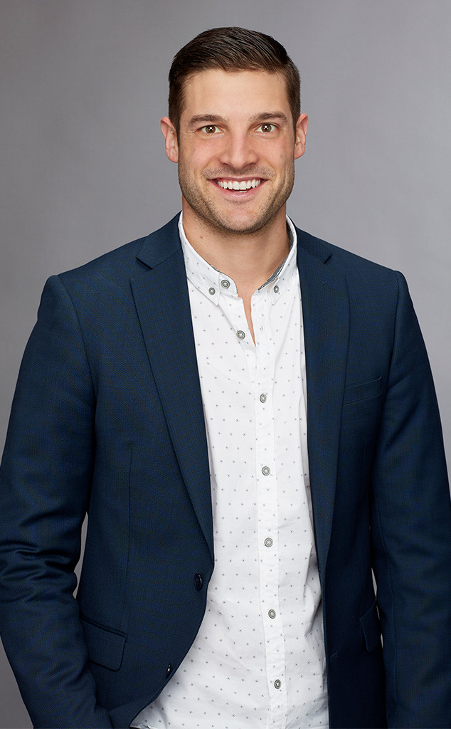 The Bachelorette, Garrett Yrigoyen