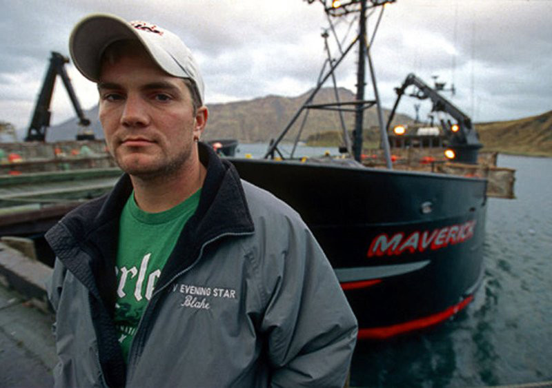 Deadliest Catch, Blake Painter