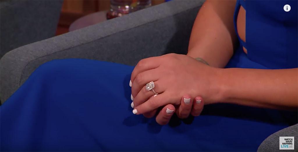 Lea Michele, Watch What Happens Live