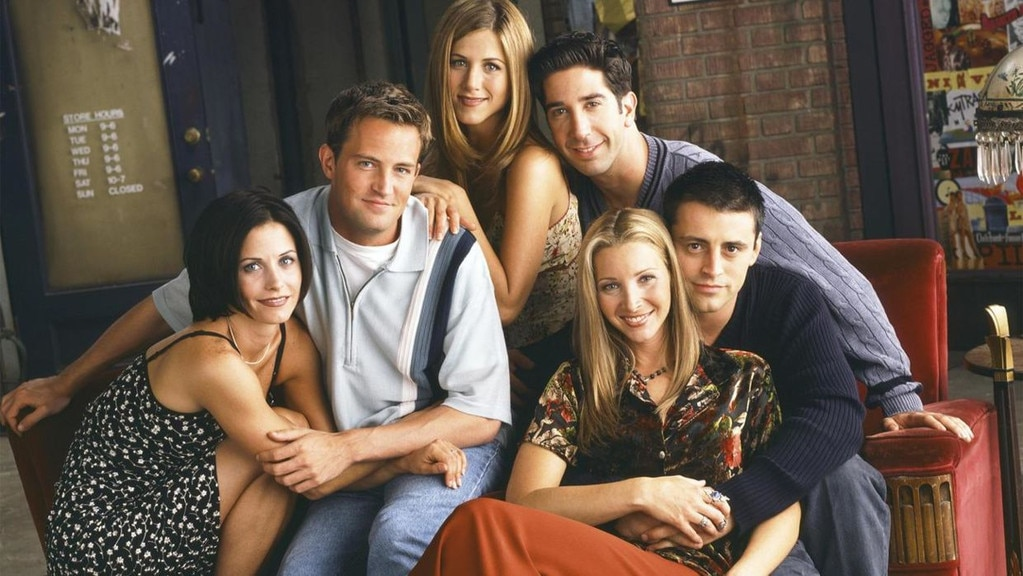 Friends officially leaving Netflix on January 1