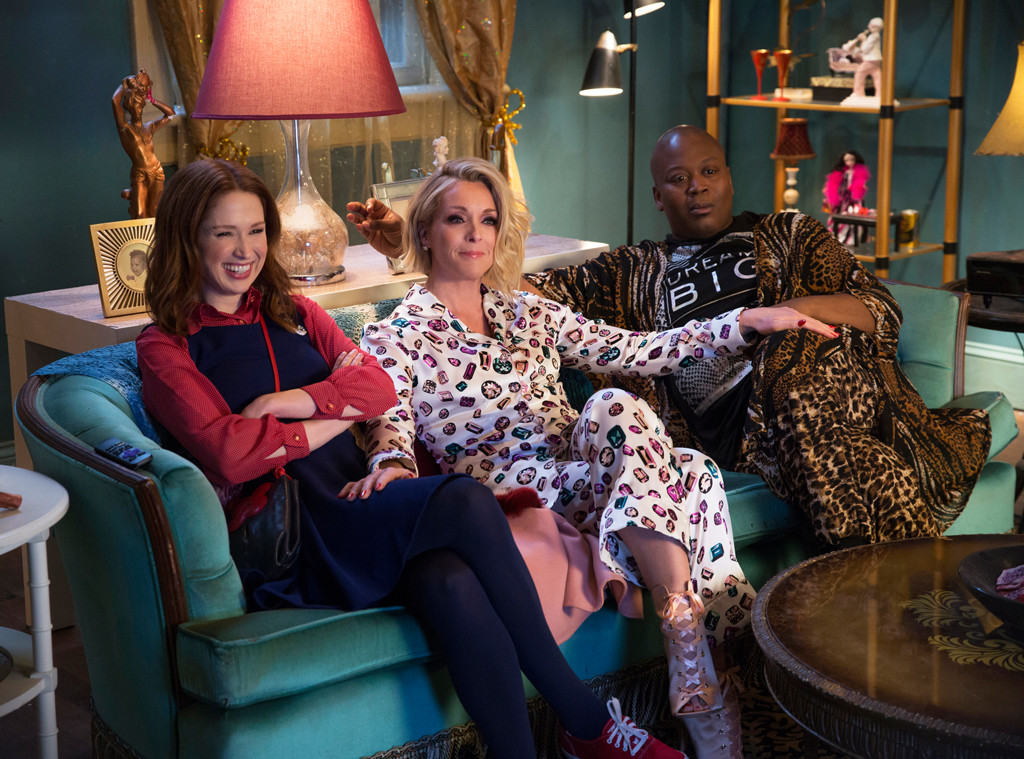 1b4fef75e80c Behind the Scenes of Unbreakable Kimmy Schmidt: These Hilarious Stories May  or May Not Be True