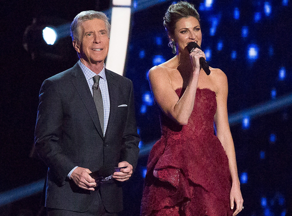 Dancing With The Stars, Tom Bergeron, Erin Andrews