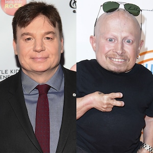 Mike Myers, Verne Troyer