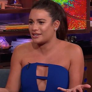 Lea Michele, Watch What Happens Live