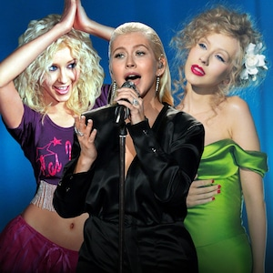 Christina Aguilera, Feature