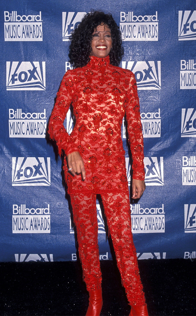 Whitney Houston, 1993