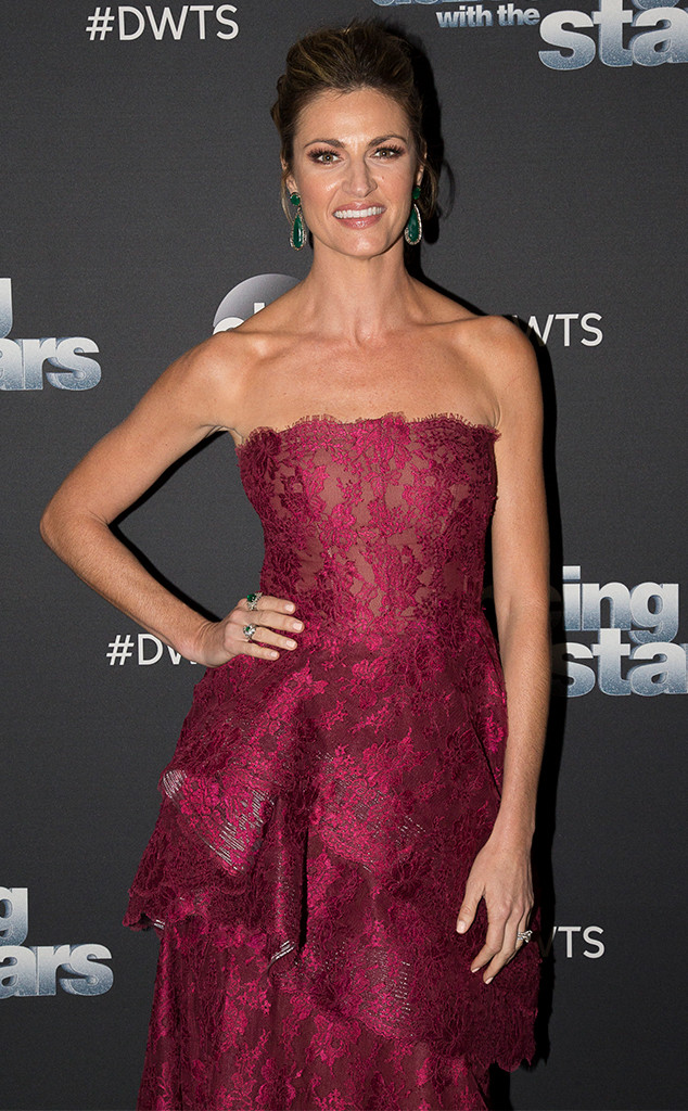 Dancing With The Stars, Erin Andrews